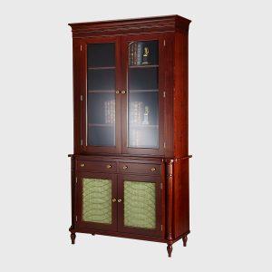 Classic Breakfront Bookcase small