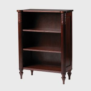 Classic Regency Low Bookcase (narrow)