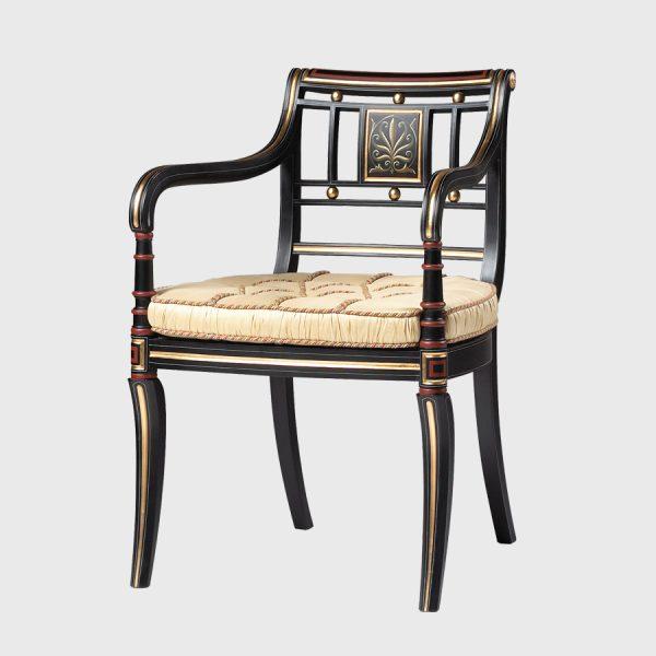 Classic Sabre Leg Chair