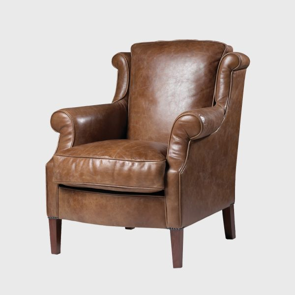Classic French Easy Chair CH LC1