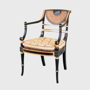 Classic Fan Back Chair