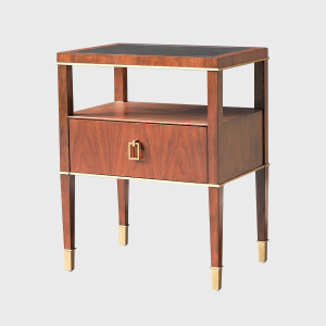 Walnut side table TA-1-02