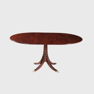 Classic Oval & Circular Dining Table