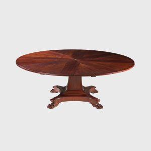 Jupe circular extending Table