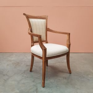 MARCION French Fruitwood chair CH-034A