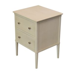 IC 2 drawer bedside table