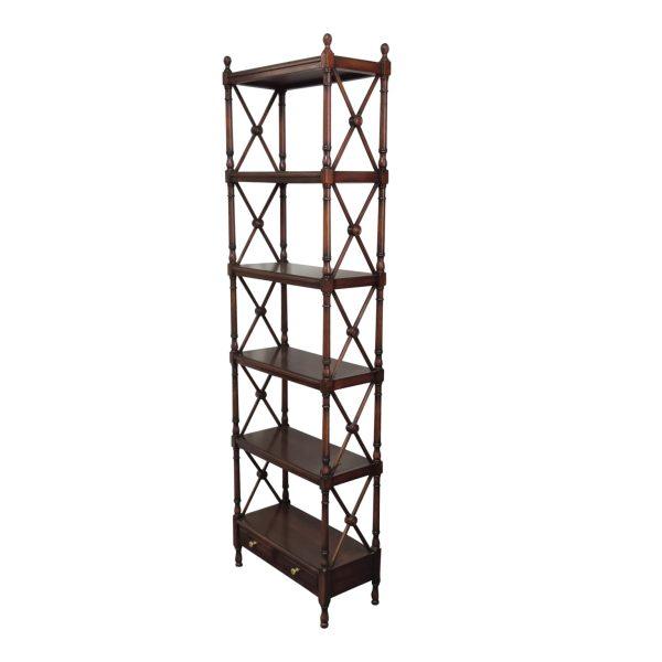 Tall open shelves CB-056