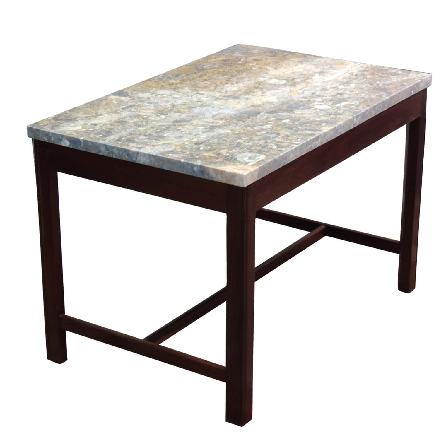 Side Table With Marble Topa Touch Of Glamour Classic Chair
