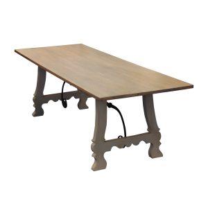 Trestle Dining Table TA 393